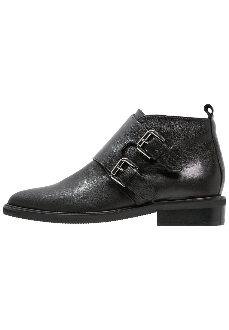 Alberto Zago Ankle boot epoque nero - A43805