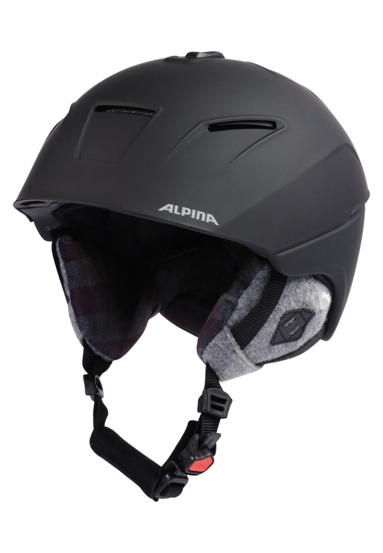 Alpina CHEOS Kask charcoal - A9058