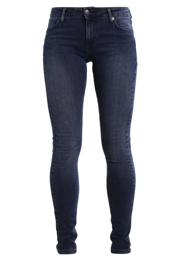 2ndOne NICOLE Jeans Skinny Fit blue fade - 10663