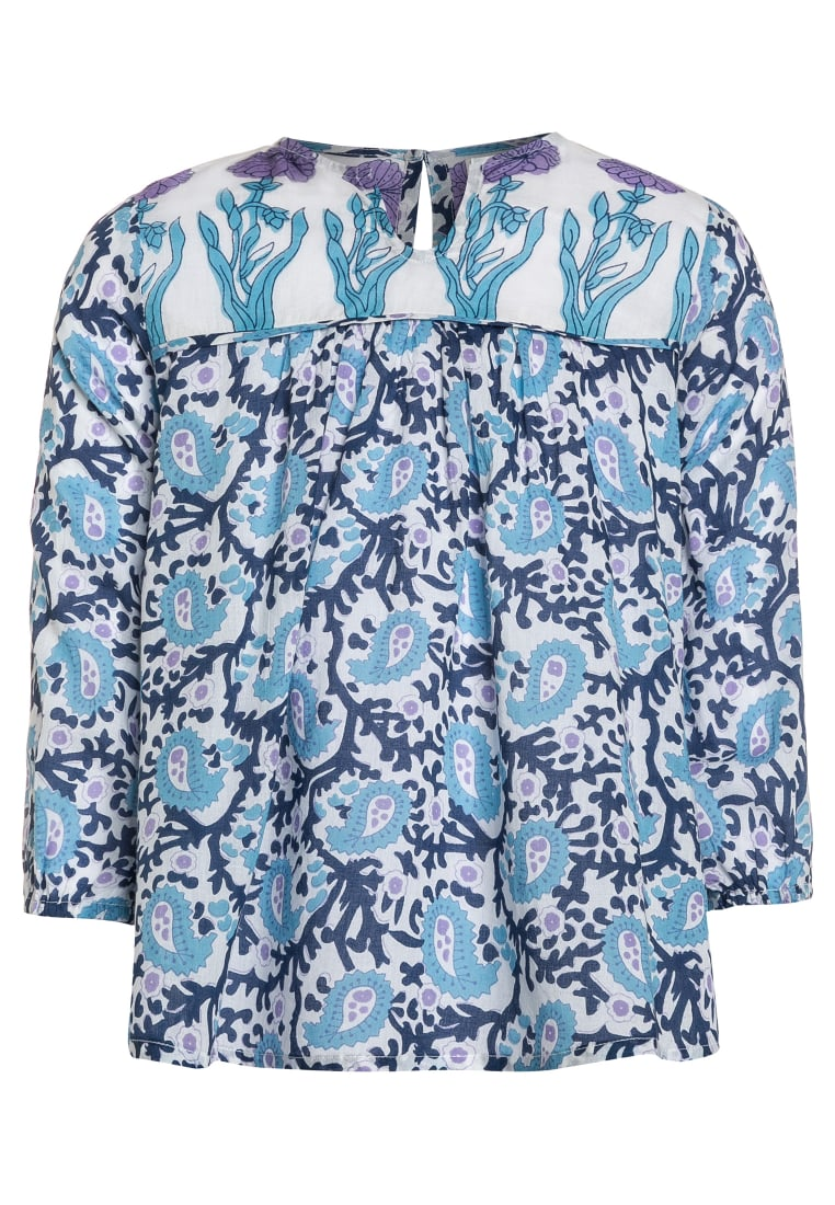 American Outfitters ABIGAIL Tunika blue - 117-1403
