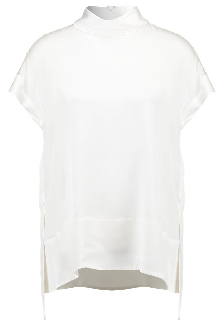 By Malene Birger ATTICALA Bluzka soft white - Q54873065
