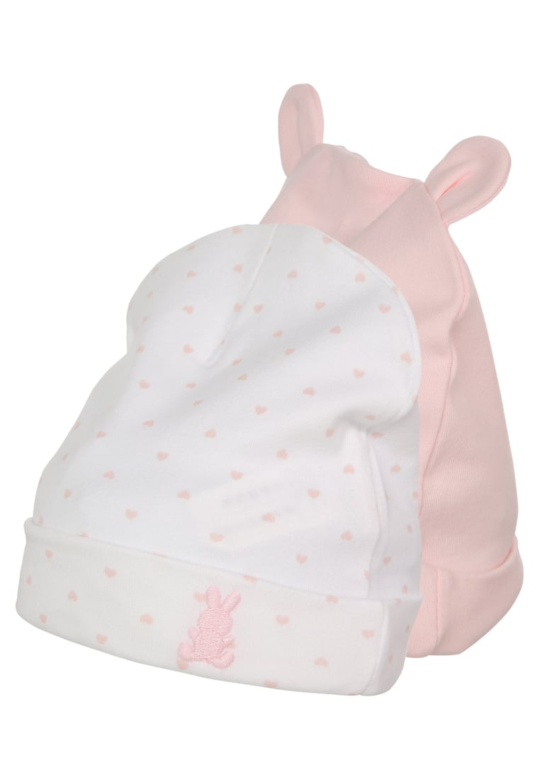 Benetton 2 PACK Czapka rose - 3BMX0A018