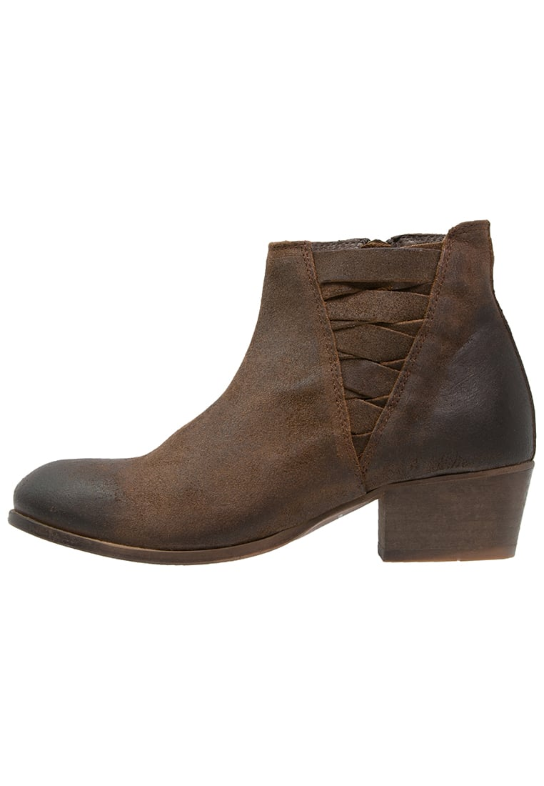 H by Hudson Ankle boot tobacco - T603245
