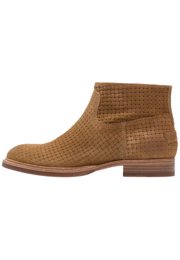 Shabbies Amsterdam Ankle boot light brown - 181020012