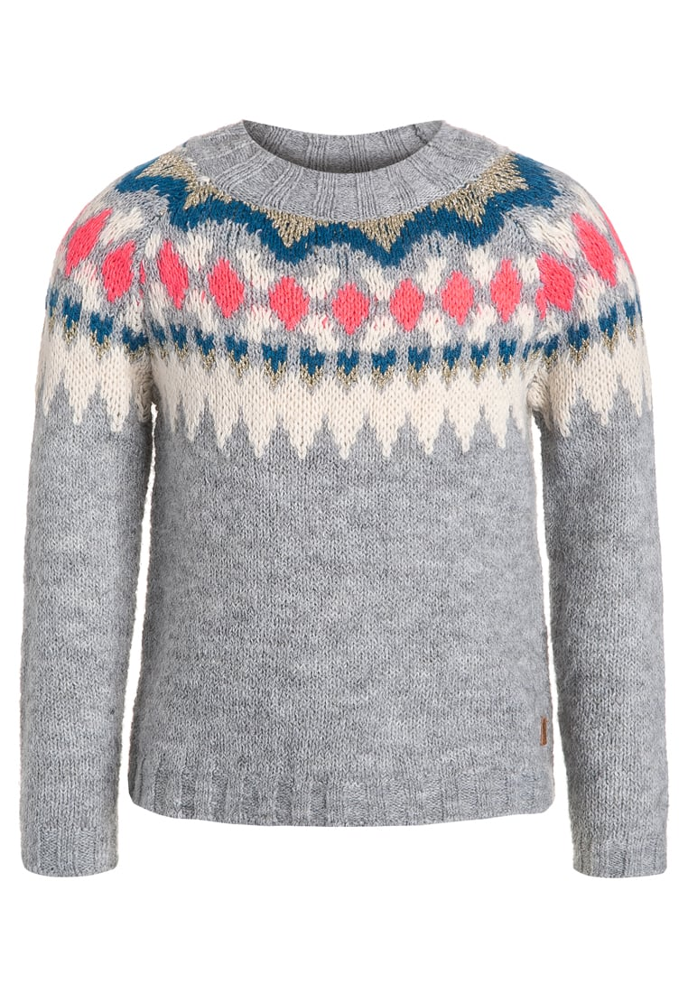 American Outfitters Sweter heather grey - 216-1312