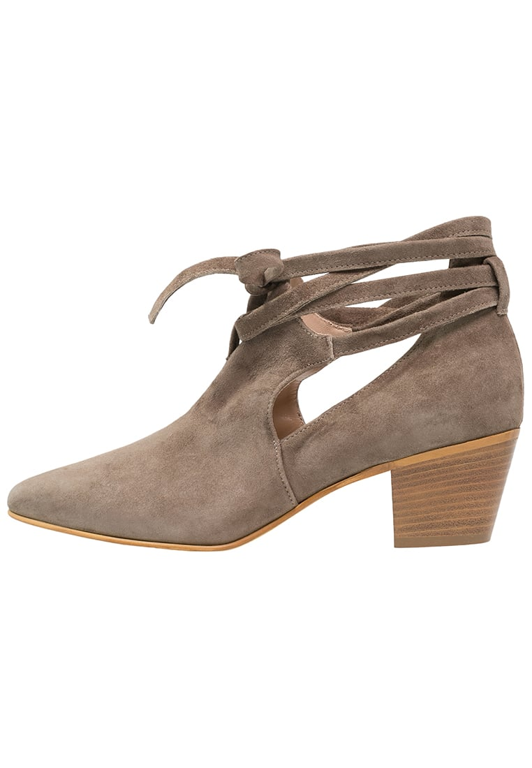 Erika Rocchi Ankle boot mud - 2367