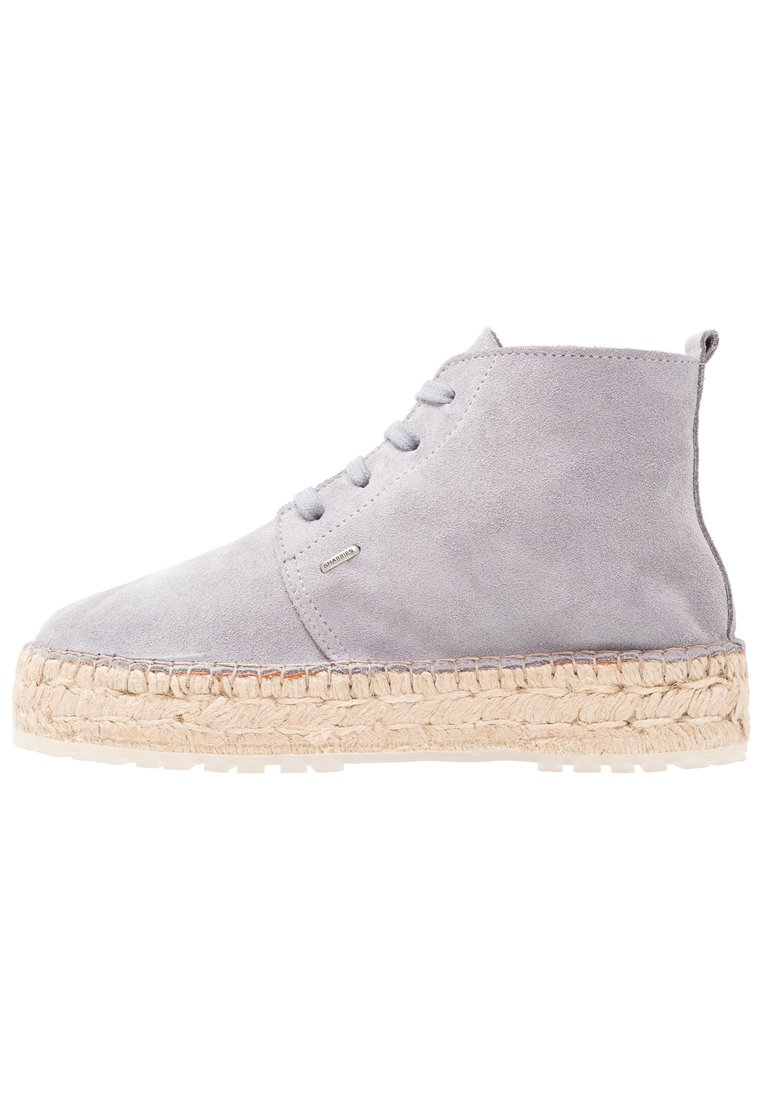 Shabbies Amsterdam Ankle boot denim - 151020002