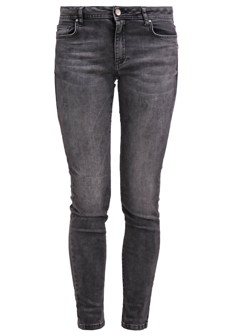 Betty & Co Jeansy Slim fit anthra - 3106-9424