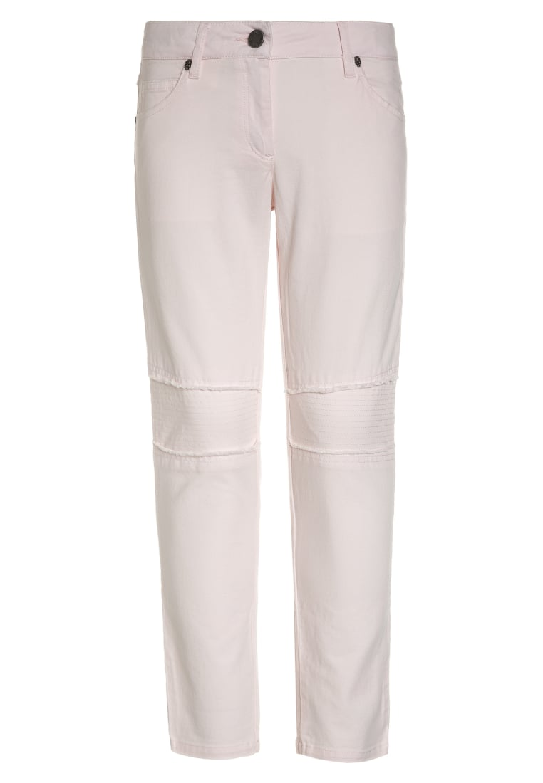 Zadig & Voltaire Jeansy Slim fit baby pink - X14002