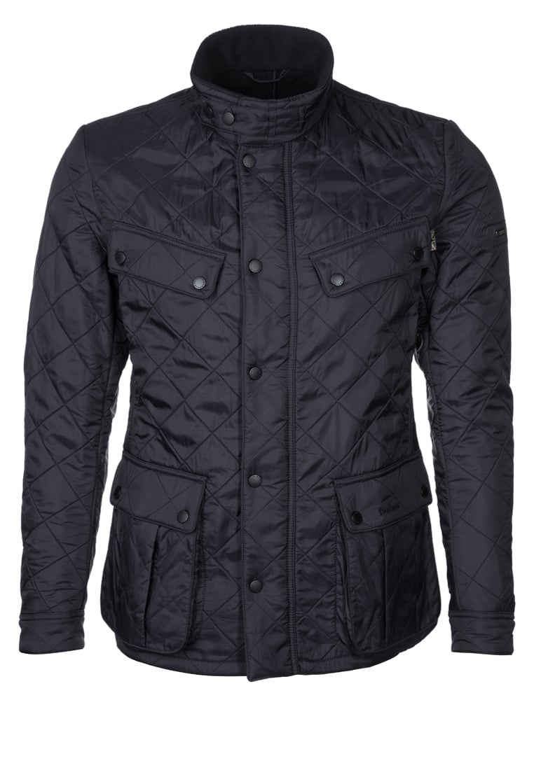 Barbour International™ ARIEL POLARQUILT Kurtka zimowa navy - MQU0365