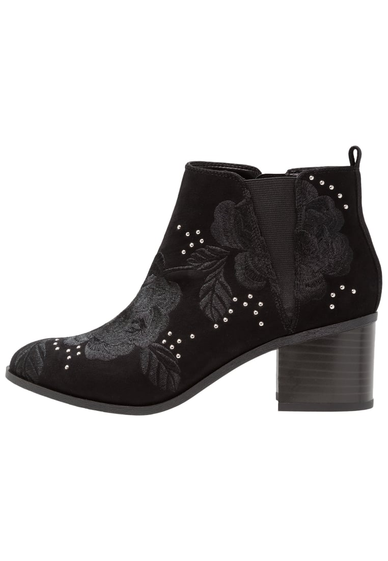 New Look Wide Fit BELLA Ankle boot black - 5262318