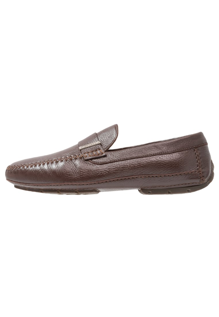 Moreschi MIAMI Mokasyny dark brown - 41426 SH