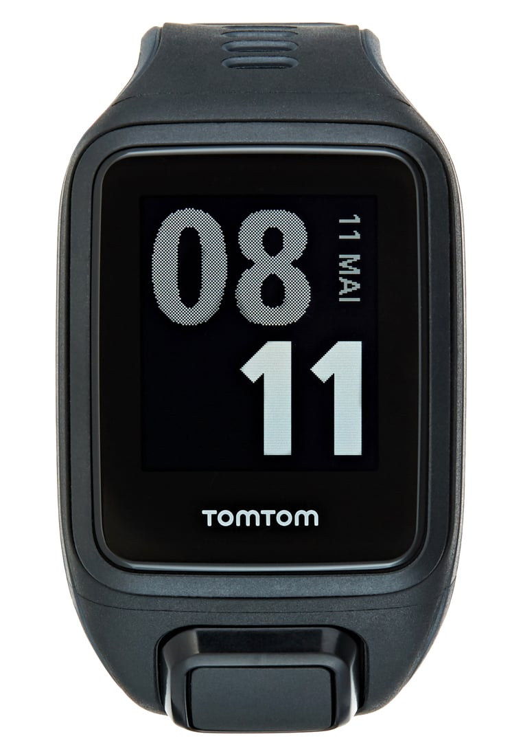 TomTom RUNNER 2 Pulsometr black/anthracite - 40-25-6820