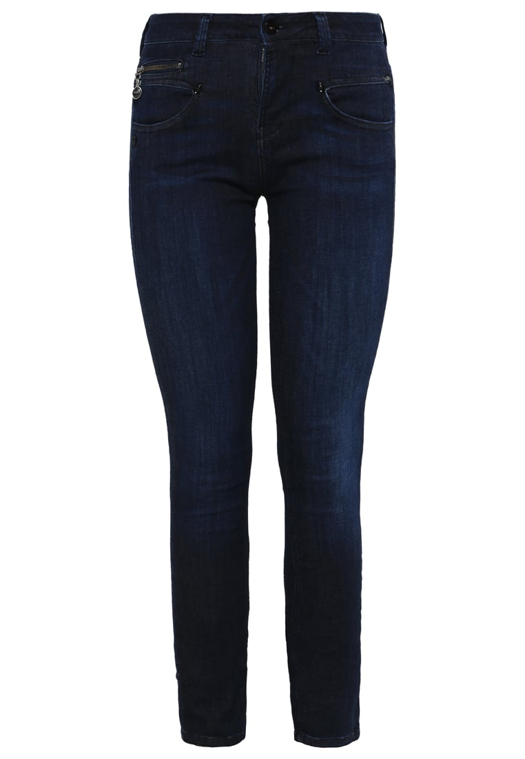 Freeman T. Porter ALEXA Jeansy Slim fit flexy dark blue - Alexa Slim S-SDM 00025638-210