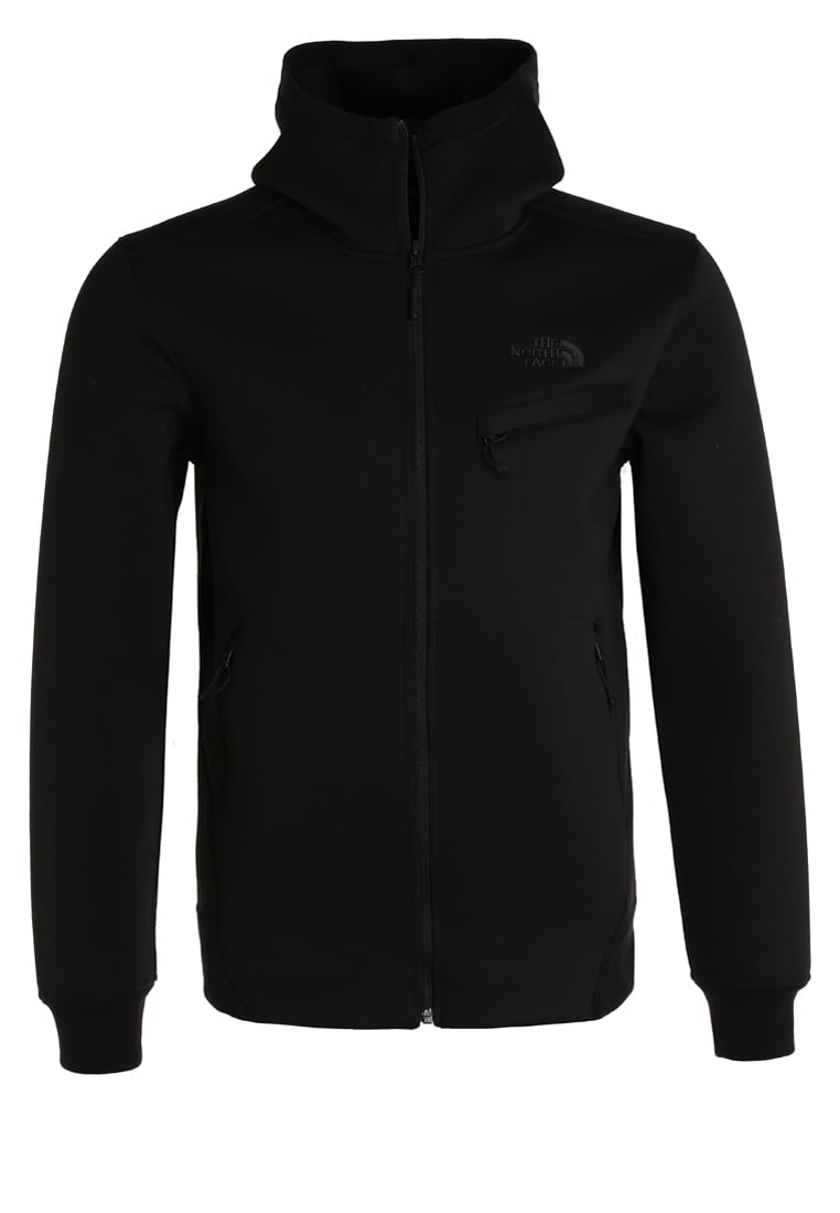 The North Face Kurtka Outdoor black - T92TDC