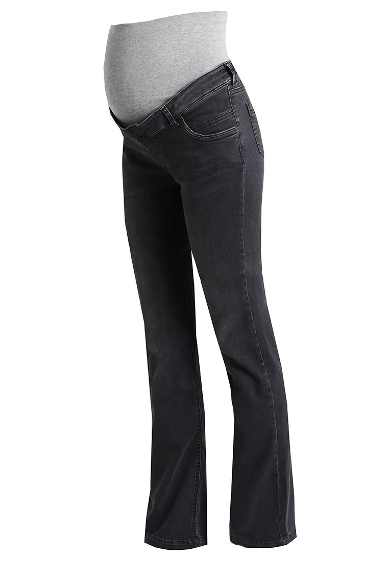 bellybutton MIT OBERBAUCHBUND Jeansy Bootcut grey denim/grey - 0007553