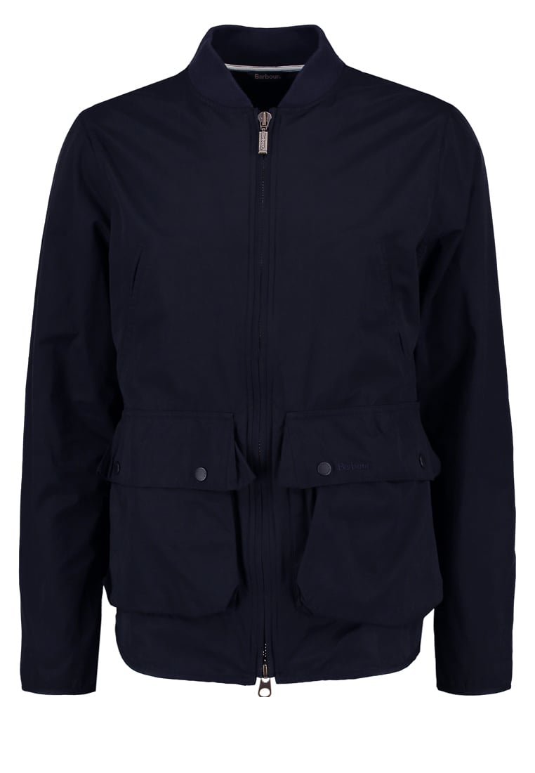 Barbour International™ HARRI Kurtka wiosenna navy - MCA0428