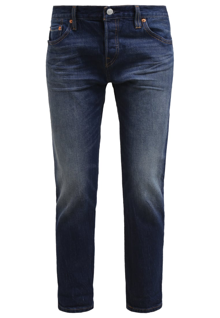 Levi's® 501 CT Jeansy Relaxed fit roasted indigo - 17804