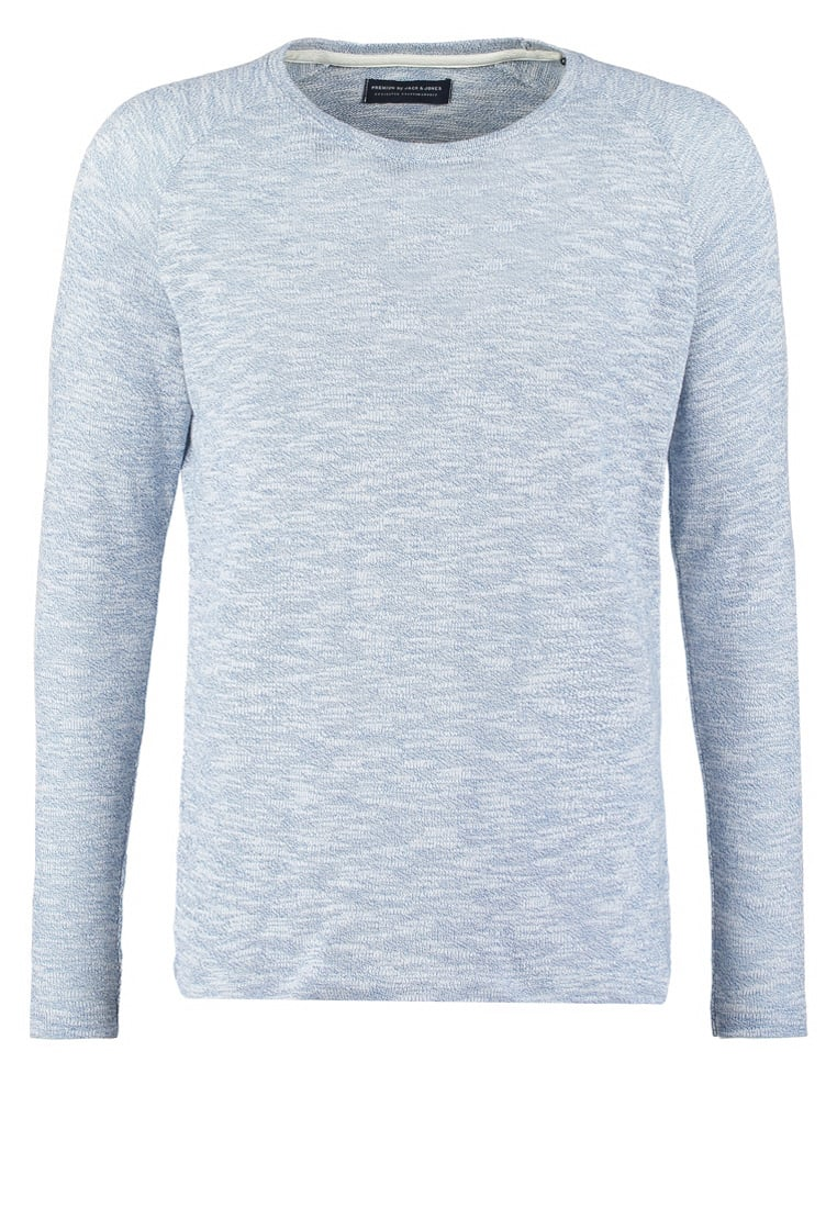 Jack & Jones Bluza monaco blue melange - 12108738