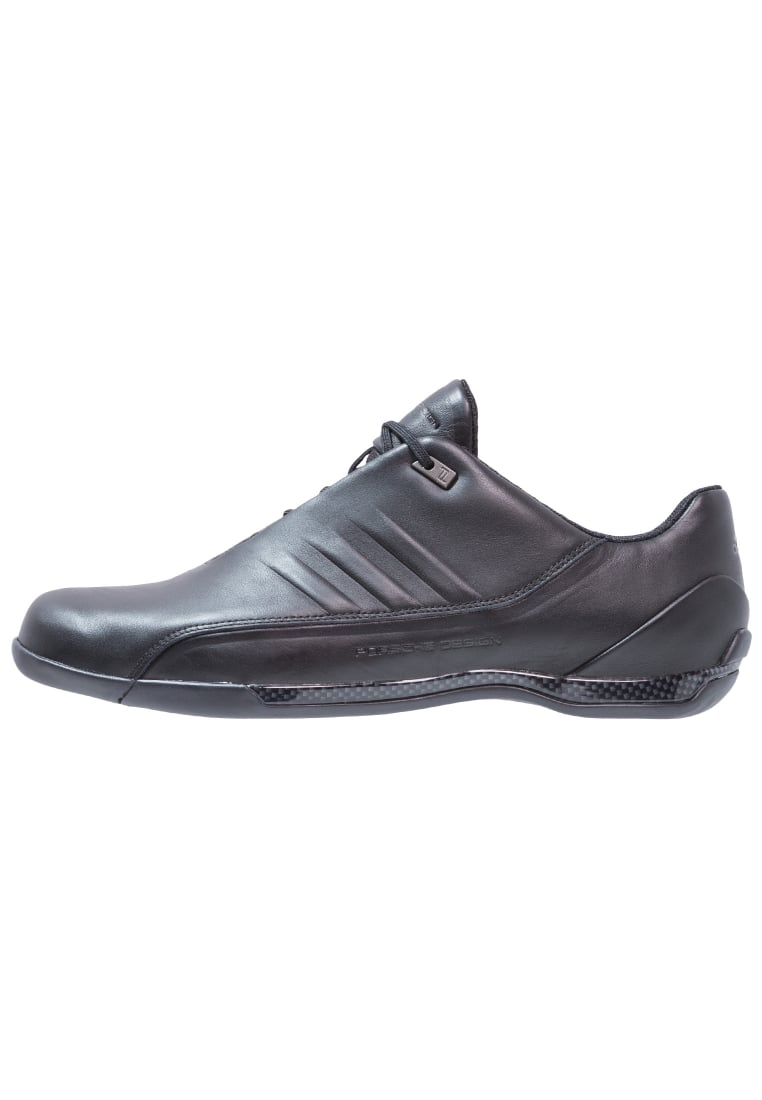 Porsche Design Sport by adidas ATHLETIC LEATHER IV Tenisówki i Trampki core black - BB5520
