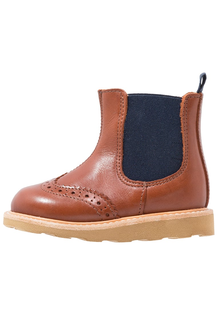 Young Soles FRANCIS CHELSEA BOOT Buty do nauki chodzenia chestnut brown - Francis Chelsea Boot