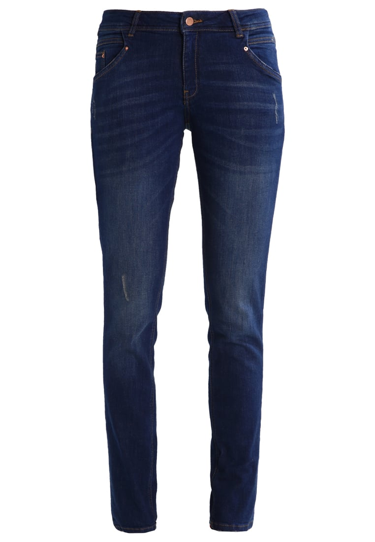 Q/S designed by Jeansy Slim fit blue denim - 41701712512