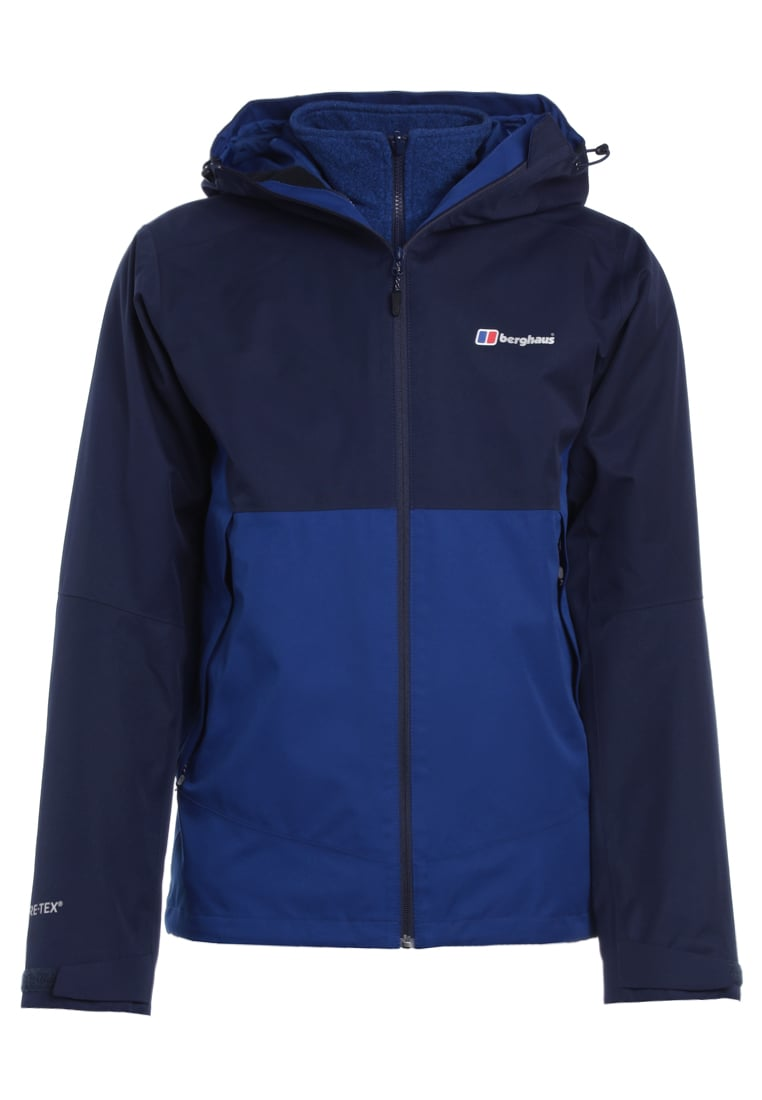 Berghaus FELLMASTER 2IN1 Kurtka Outdoor deep water/dusk - 22074