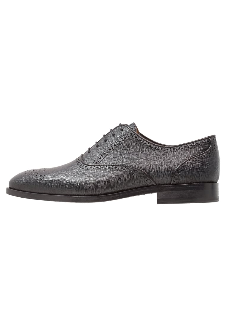 Paul Smith Shoes GILBERT Oksfordki black - SSPD/S077/OXG