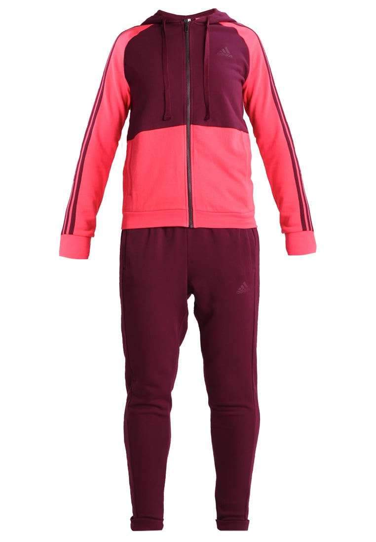 adidas Performance ENERGIZE Dres maroon/core pink - MMJ90