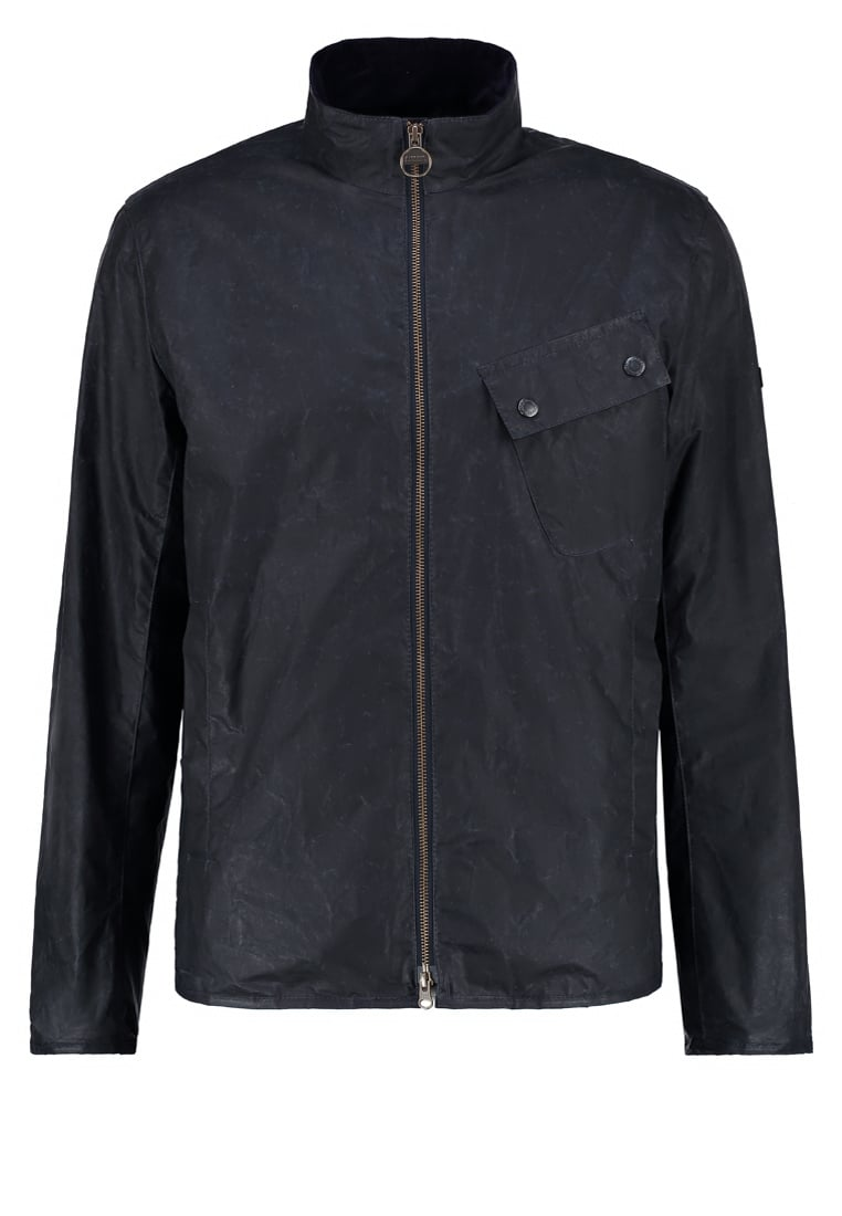 Barbour International™ ASPECT Kurtka wiosenna navy - MWX1178