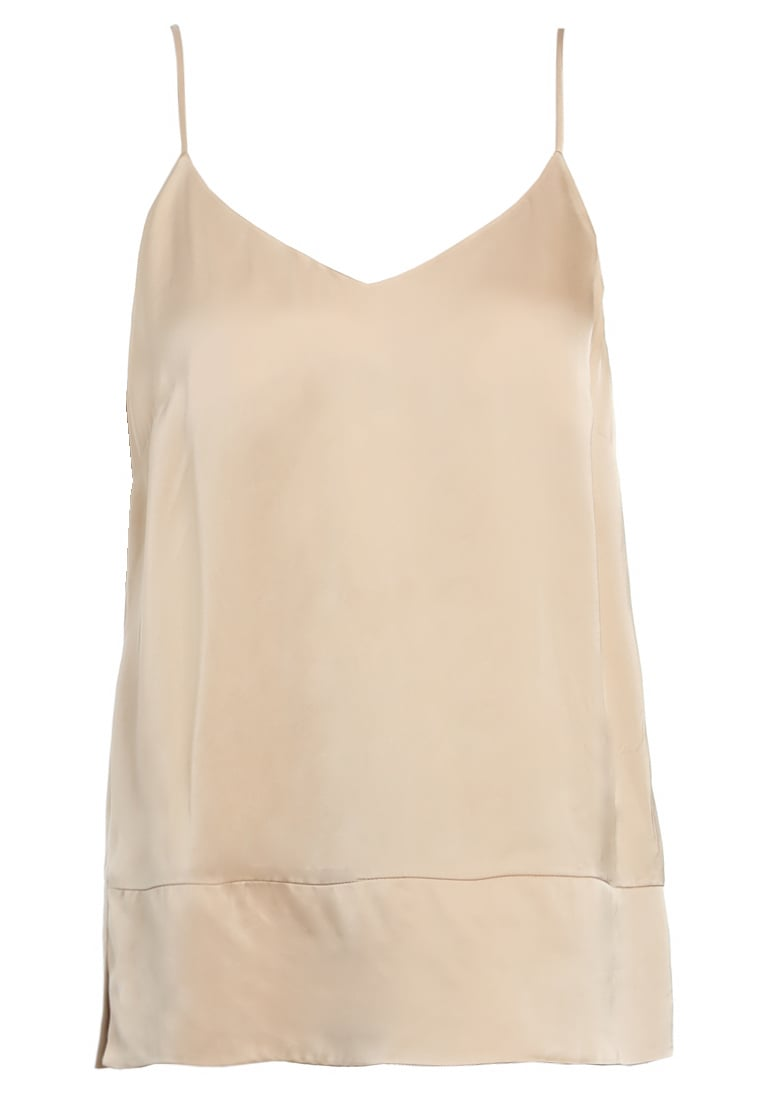 JUST FEMALE BEYER Top light sand - 10236