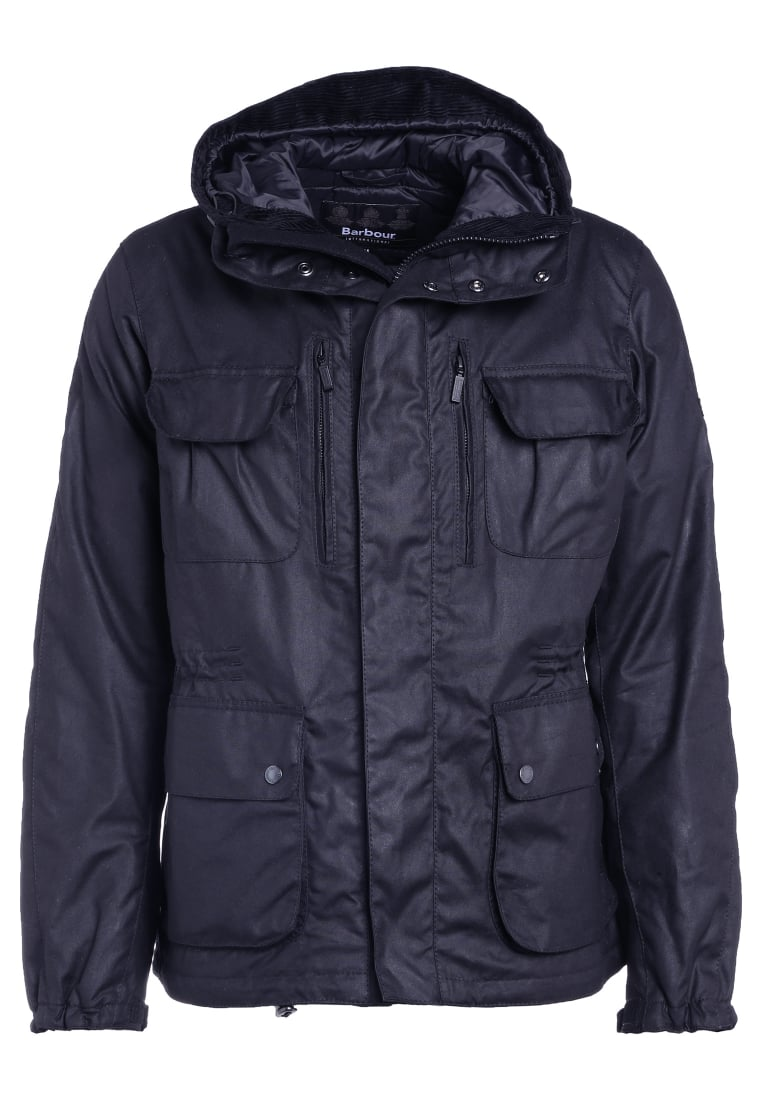 Barbour International™ DELTA Parka black - MWX1232