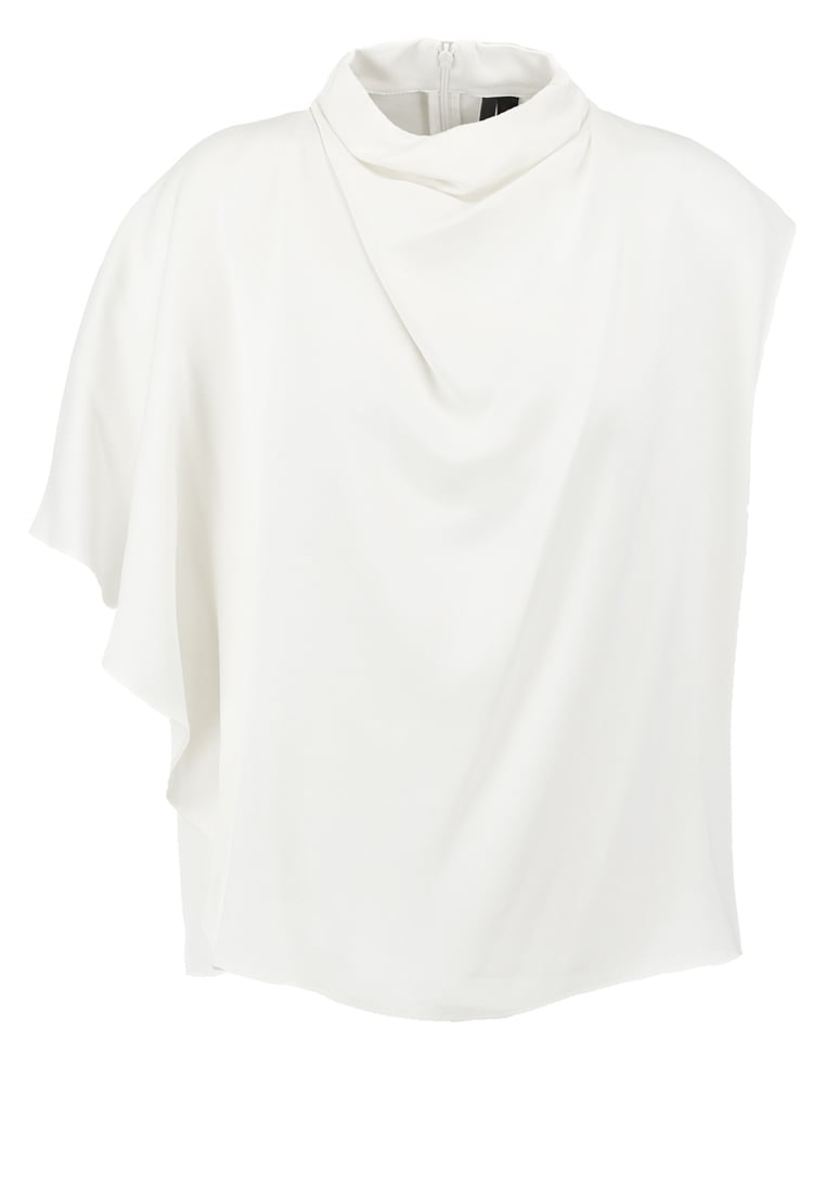 Topshop BOUTIQUE Bluzka cream - 25T05KCMP