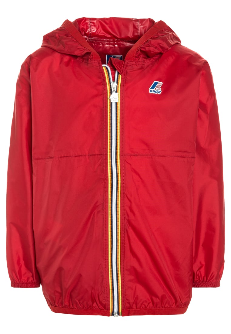 KWay CLAUDE LE VRAI 2.0 Kurtka Outdoor red - K002QY0