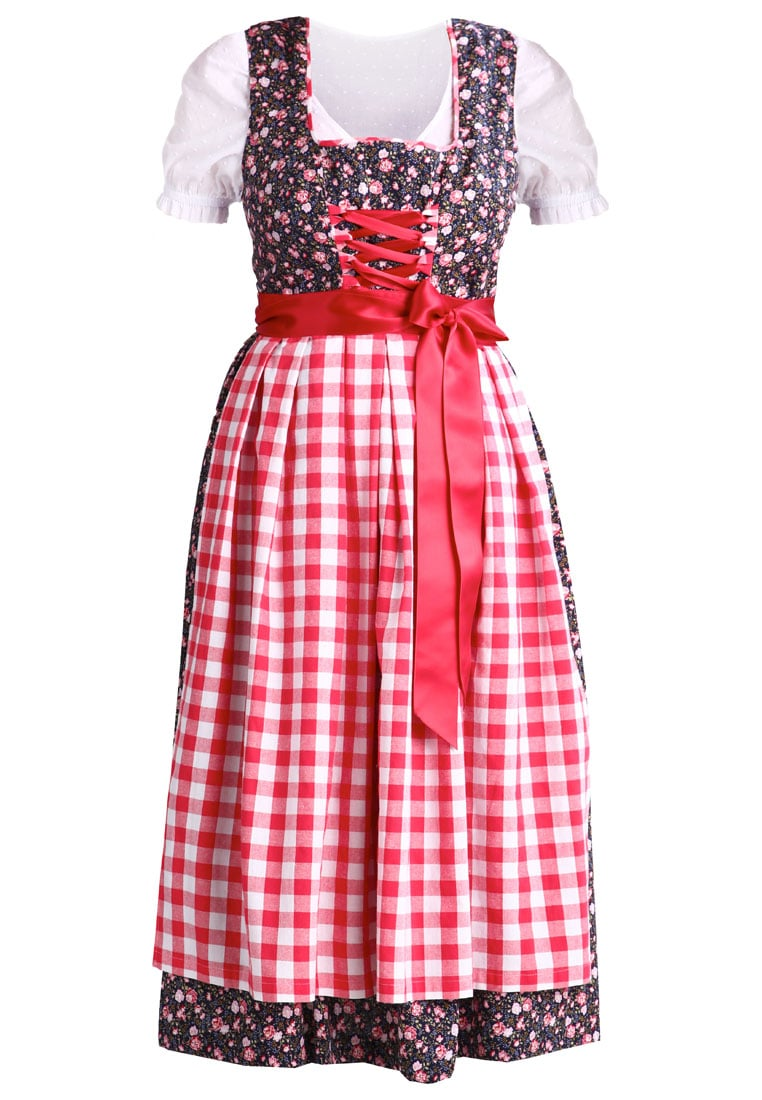 Swing Curve SET Dirndl dark navy - 216-510010-71