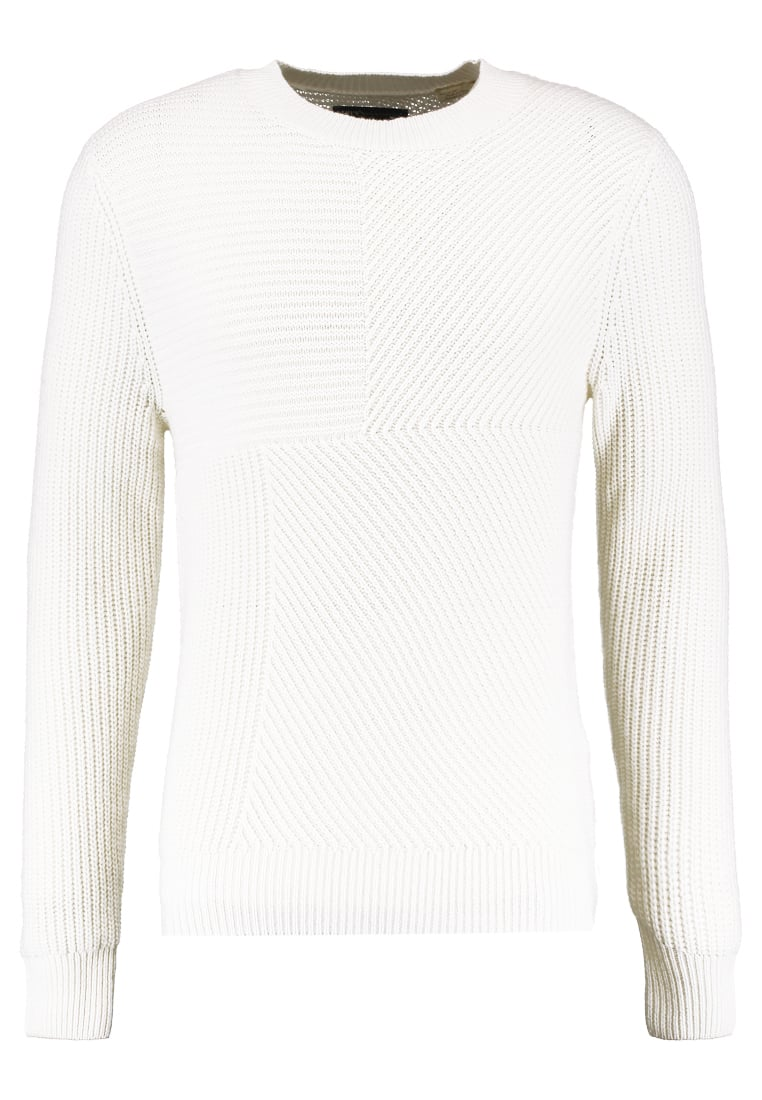 Levi's® Made & Crafted LMC PIECED SWEATER Sweter pristine - 34482