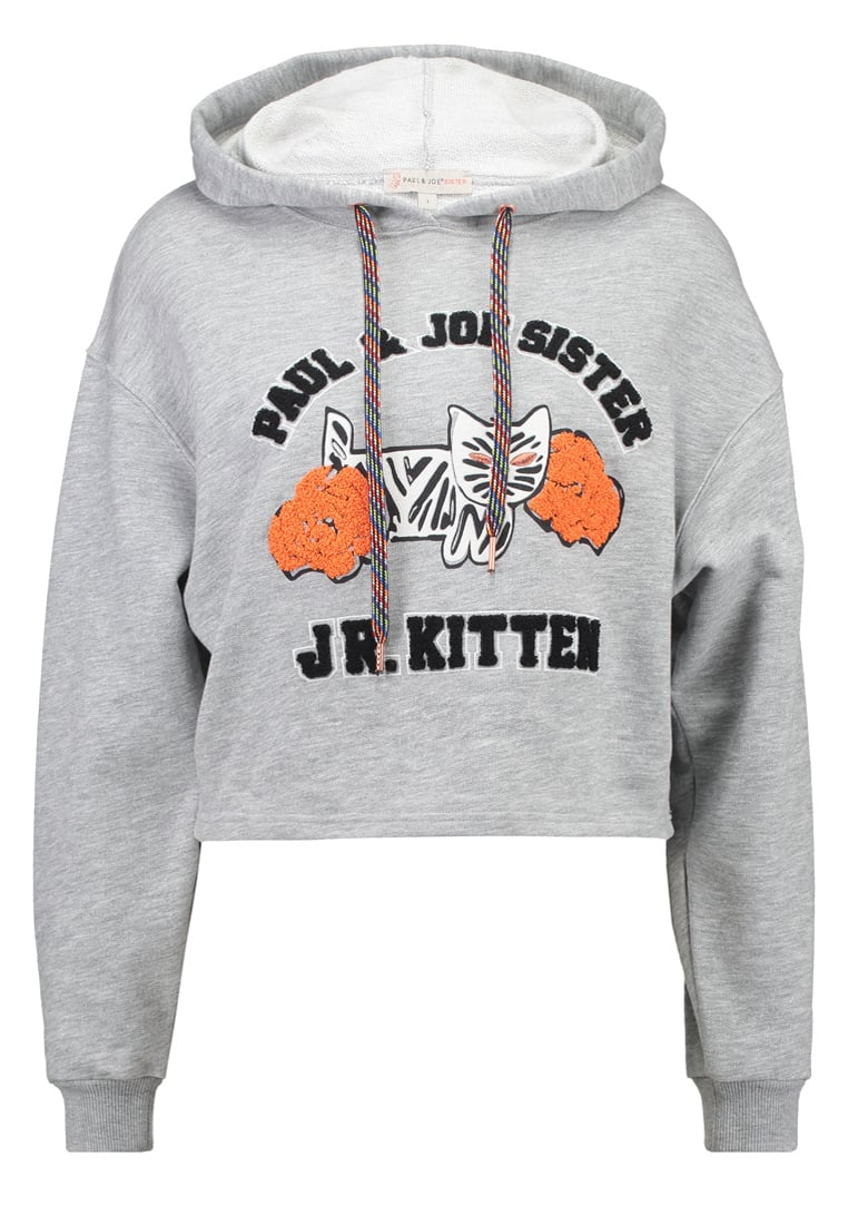 Paul & Joe Sister Bluza z kapturem gris - 5JUNIOR