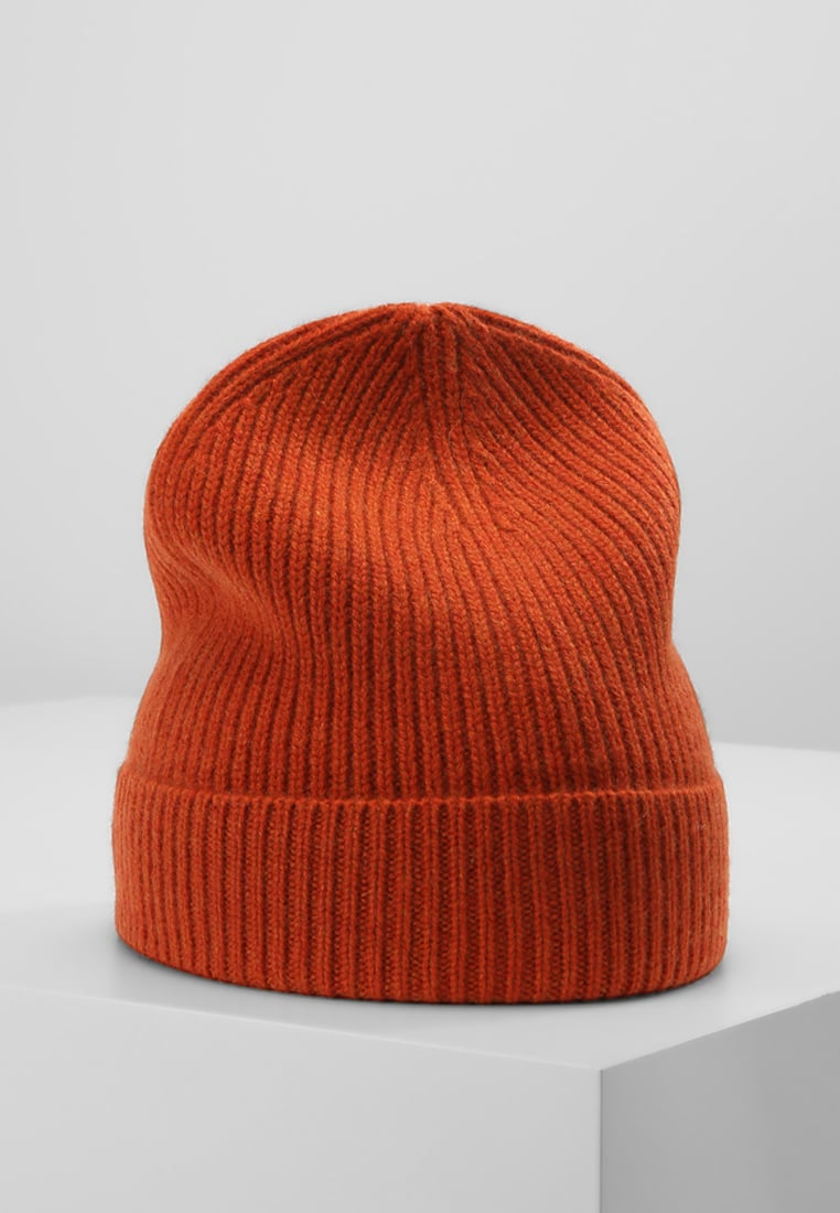 J.CREW BASIC HAT Czapka heather pumpkin - 33871
