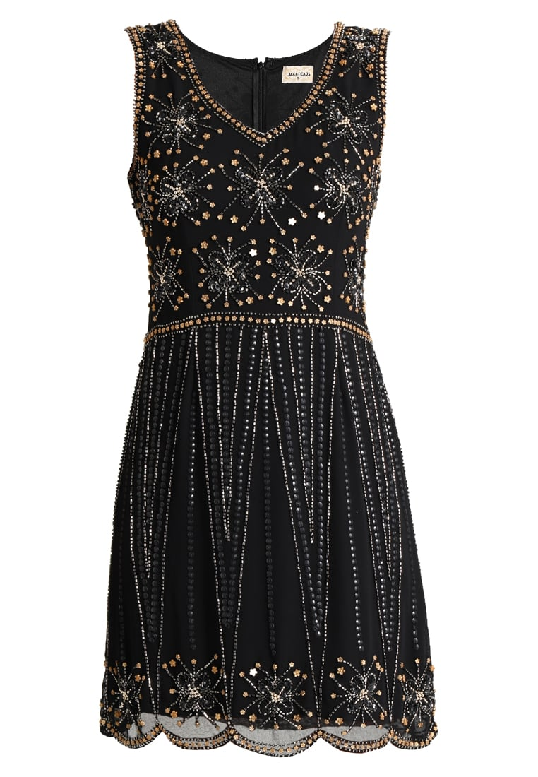 Lace & Beads AMANI DRESS Sukienka koktajlowa black