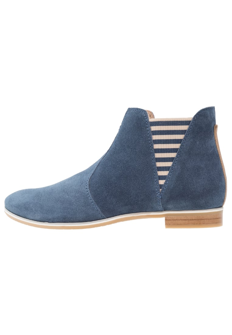 Donna Carolina Ankle boot oregon azzuro/el marina navy - 37.673.030