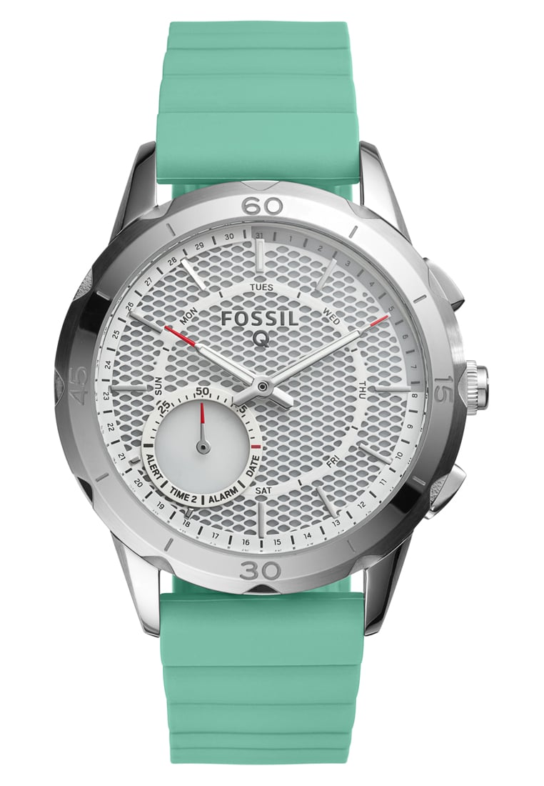 Fossil Q Q MODERN PURSUIT Zegarek silvercoloured - FTW1134