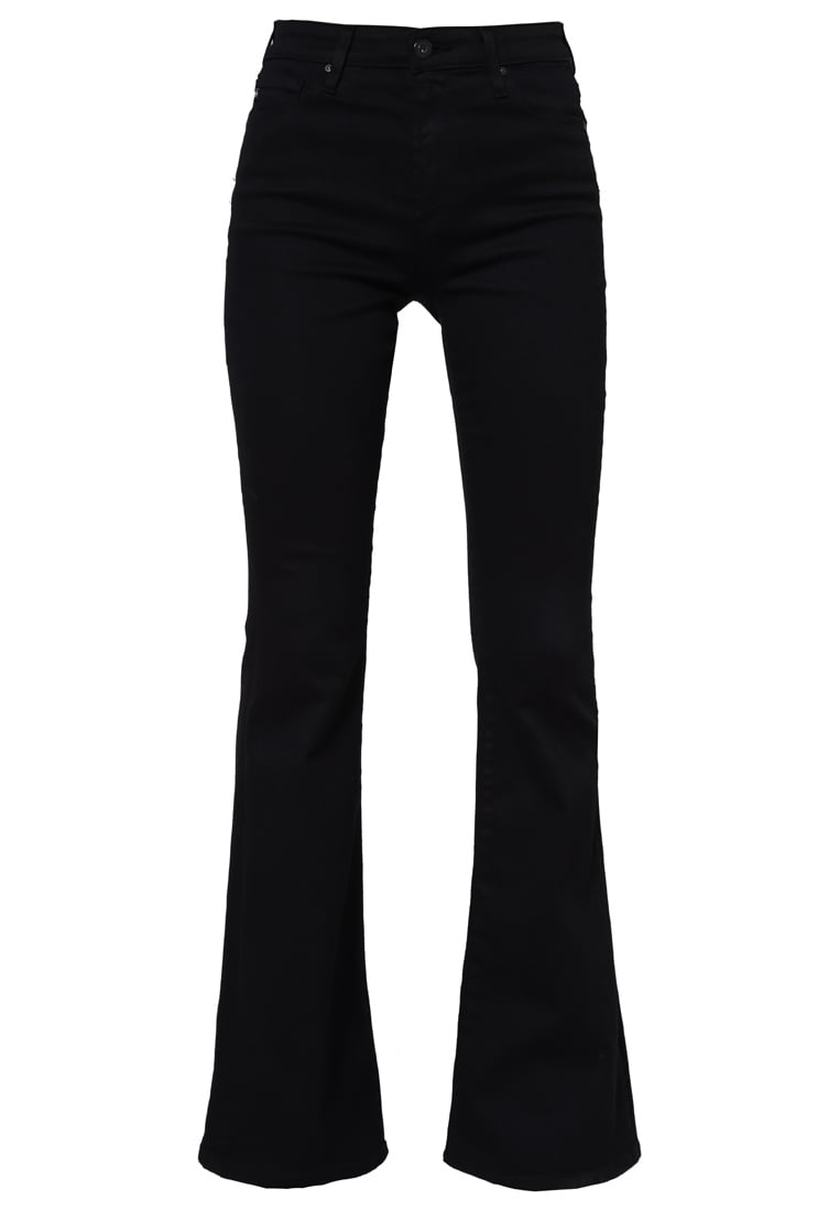 AG Jeans JANIS Jeansy Bootcut black - REV1620-SH