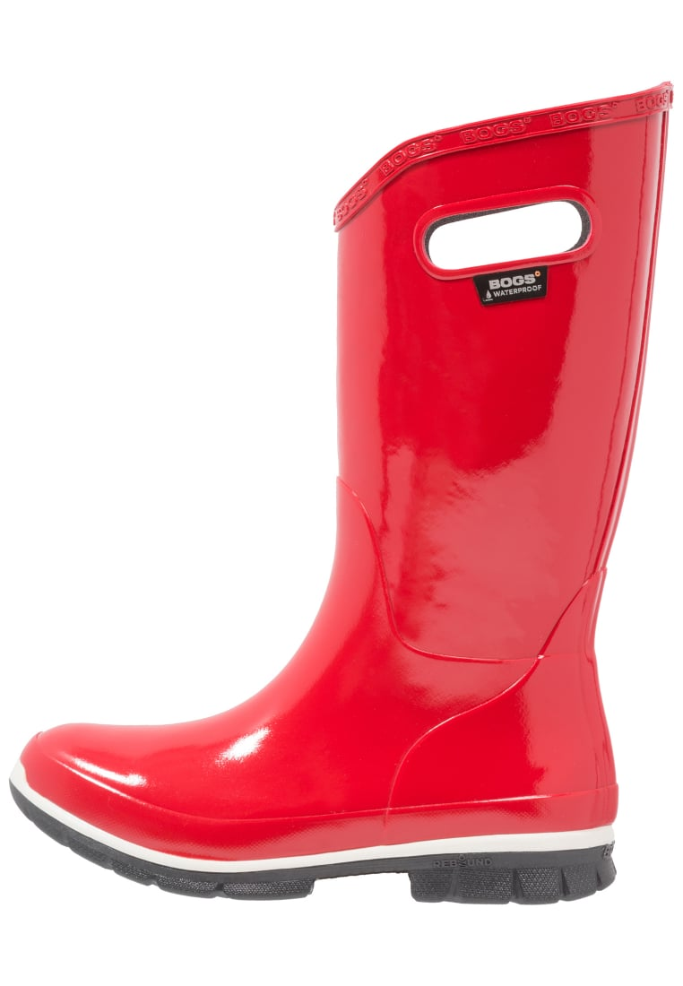 Bogs BERKLEY Kalosze ruby red - 71896