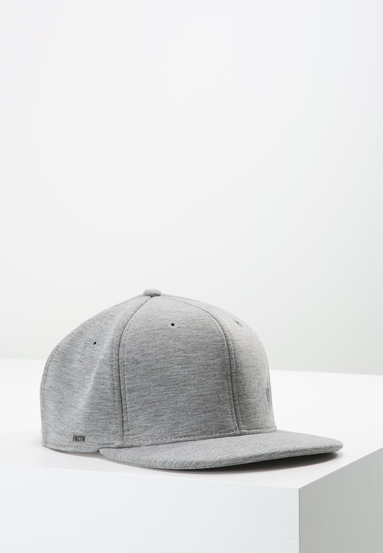 K1X CORE LEAF SNAPBACK Czapka z daszkiem grey heather - 3163-5002
