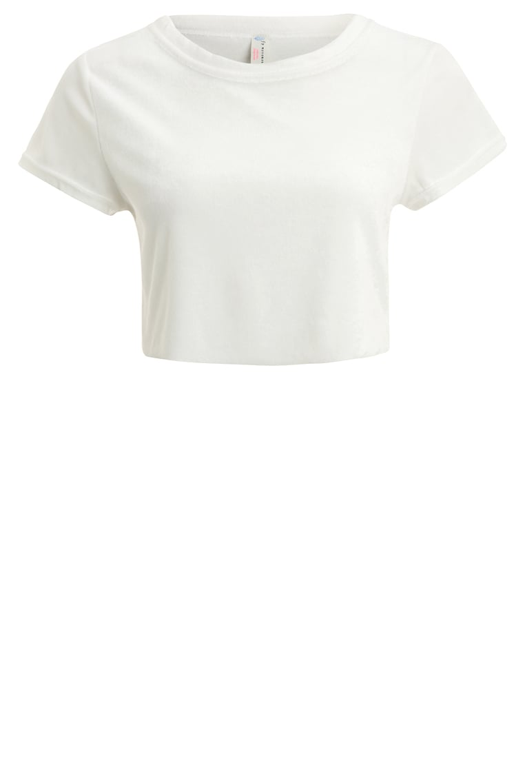 Free People BABY Tshirt basic ivory - OB560889