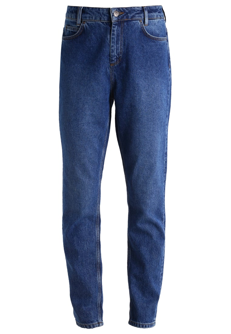 Un Jean AMOUR Jeansy Straight Leg just blue - 17508