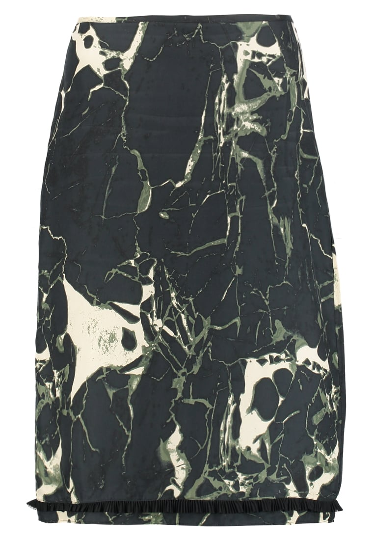 Karen by Simonsen BEAUTY SKIRT Spódnica trapezowa all over printed - 10101366