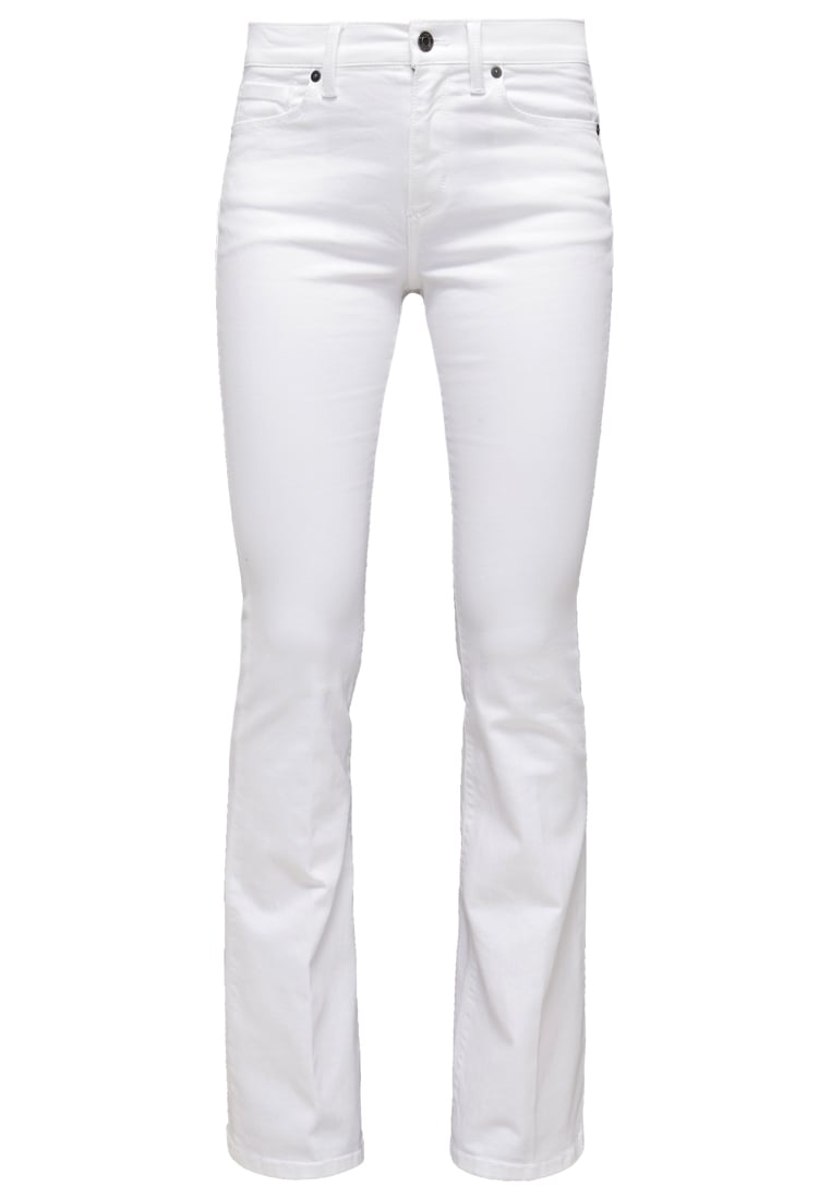 Banana Republic Jeansy Bootcut white - 184106