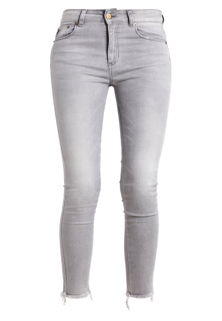 LOIS Jeans CORDOBA17 Jeans Skinny Fit frayed stone - 2088