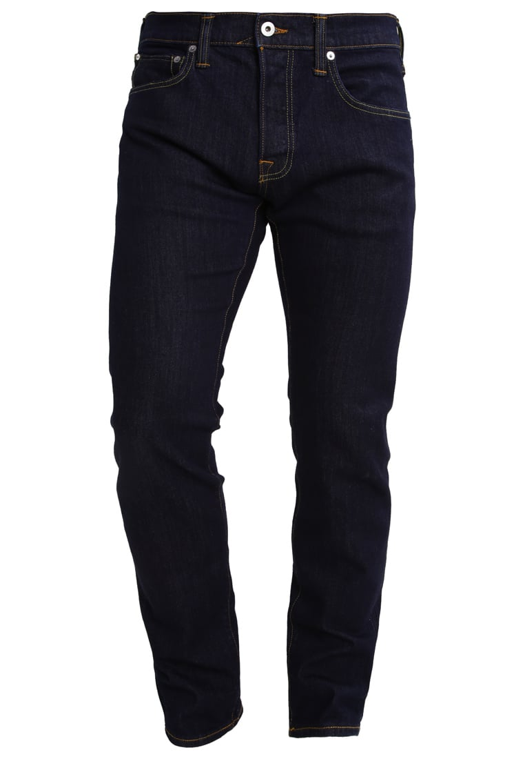 Edwin ED55 Jeansy Slim fit red listed selvage denim - I023294
